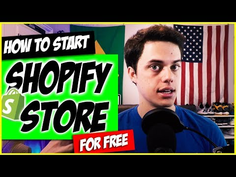 How to use Shopify - Beginners guide to ecommerce