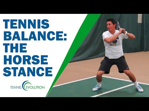 HOW TO PLAY BETTER TENNIS | How To Play And Use This Secret Tennis Position