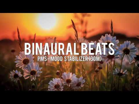 BINAURAL BEATS: PMS Mood Stabilizer I