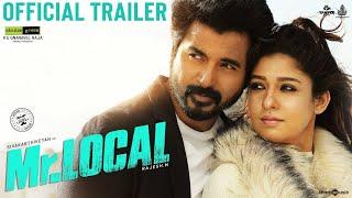 Mr.Local Official Trailer | Sivakarthikeyan, Nayanthara | Hiphop Tamizha | M. Rajesh