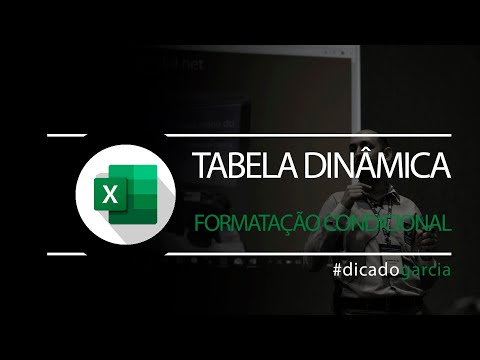 Excel 2016 - Formatação Condicional / Tabela Dinâmica / Consolidar / Remover Duplicatas