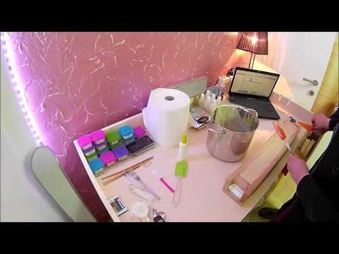 Soap princess - soap making video [HD]