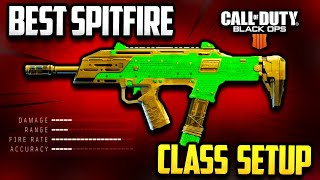 413 KILL SPITFIRE CLASS SETUP is UNSTOPPABLE in COD BO4