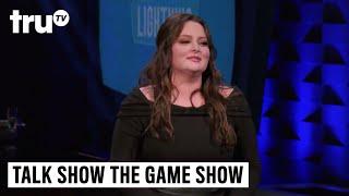 Talk Show the Game Show - Lightning Round: Wanda Sykes vs. Lauren Ash   truTV