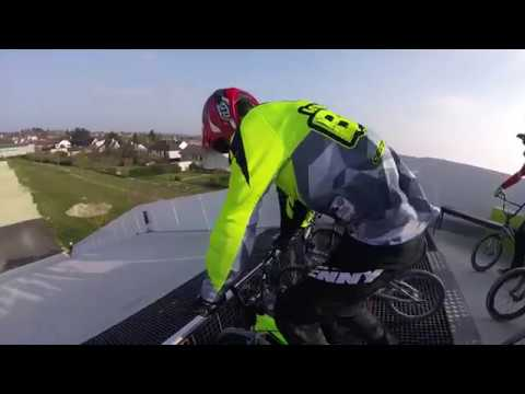 Training Bmx Race + stage Bourges // 2018