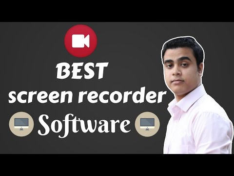 Best Screen Recording and Capturing Software for YouTube Videos !!TecHbangl!!