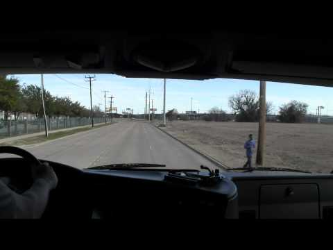 Class A CDL Road Test Garland Texas 469-332-7188