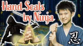 The Truth of Hand Seals by Ninja - 九字
