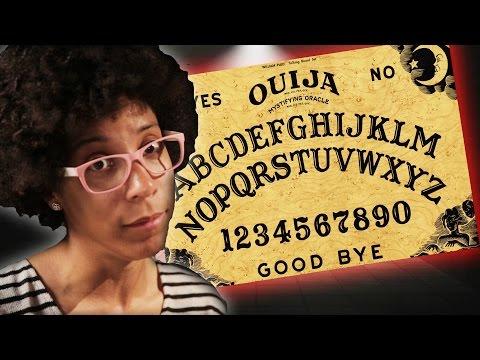 Believers Play The Ouija Board