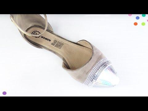 DIY: Decora tus Zapatos con Efecto Holográfico Iridiscente | Live Colorful