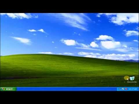 Install windows XP Professional 32 bit and 64 bit