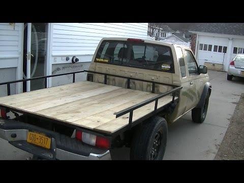 Custom Truck Box Build