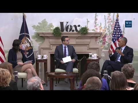 President Obama Sits Down with Vox's Ezra Klein on the Affordable Care Act