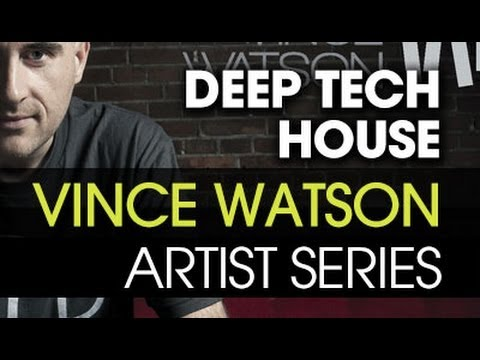Make Deep Tech House With Vince Watson in Ableton Live - Chords