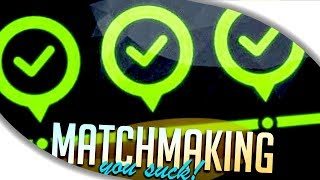 THE STRUGGLE OF MATCHMAKING - Overwatch Discussion/Analysis