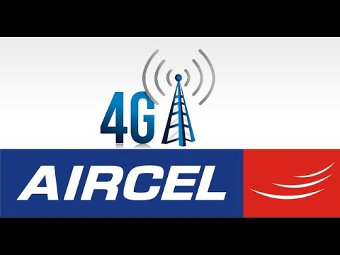 Aircel Launches 4G services in India