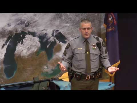 Naturally Speaking: Conservation Officers - There For You