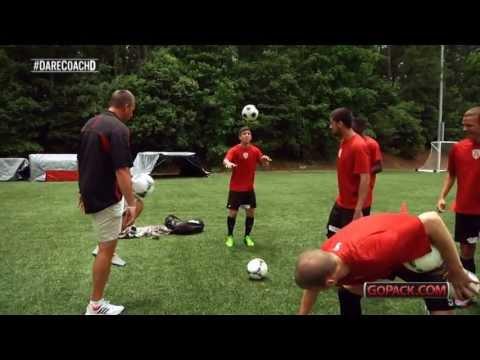DARE COACH D: Men's Soccer