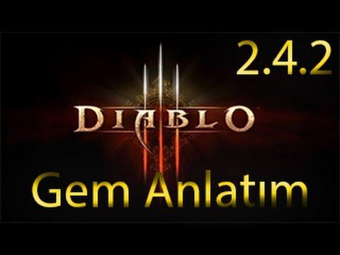 Diablo 3: Legendary Gemler Türkçe Anlatım