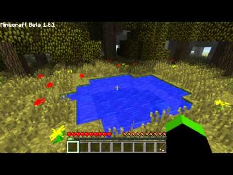 Minecraft - Make Cool Machinima Videos in Single Player!