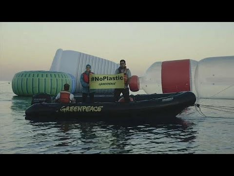 Greenpeace: Single-use plastic has to stop
