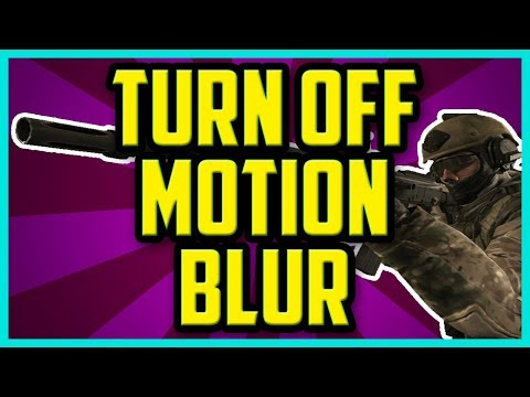 How To Turn Off Motion Blur In CSGO 2017 (QUICK & EASY) - Global Offensive Disable Motion Blur