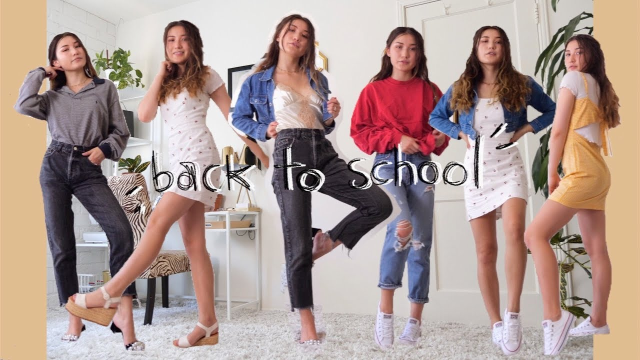 30 BACK TO SCHOOL OUTFITS (yes it's that time of year i'm so sorry)