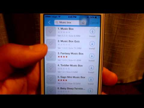 IOS 7/8 : How to Get FREE Music on iPhone/iPod {MO JAILBREAK} {NO COMPUTER}