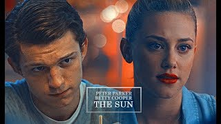 Peter Parker Betty Cooper The Sun au