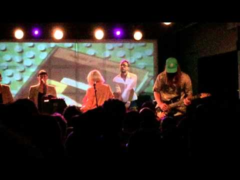 Little Boots - Get Things Done (Live at The Echo) 7/15/15
