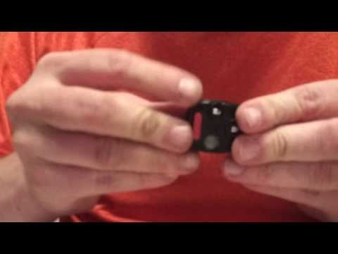 Honda remote key stripped screw hack battery replacement