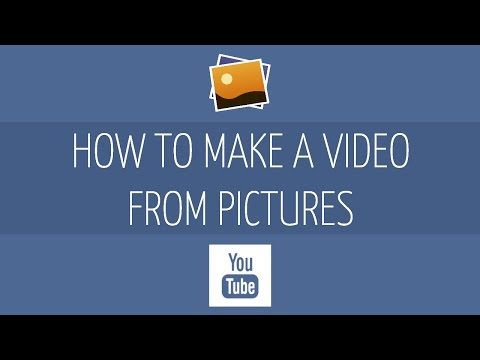 How to Make a Video with Pictures and Music (Slideshow)