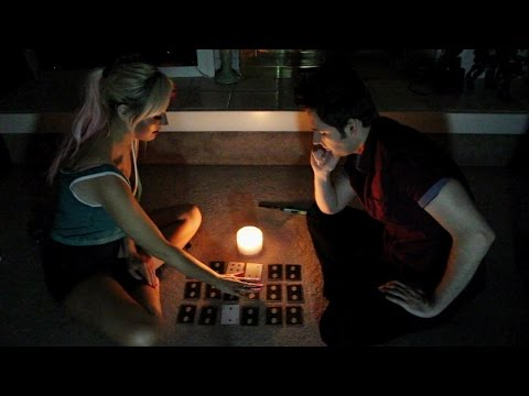 CARD GAME! | PARANORMAL RITUAL