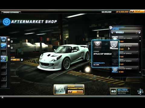 Need For Speed World Offline Gameplay