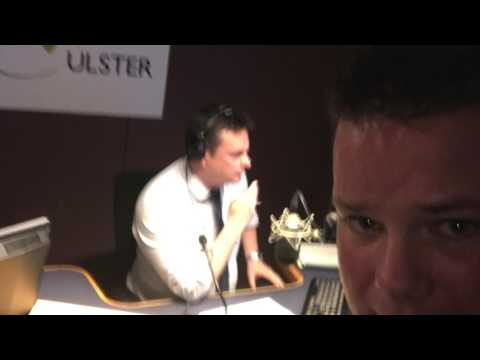 Radio Ulster Interview on Heading the Ball
