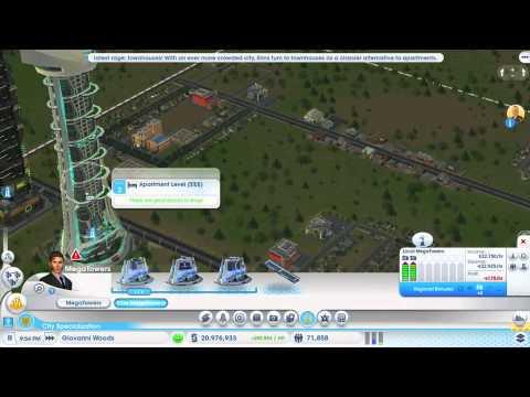 Sim City Sandbox Mode 1