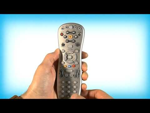 Programming Your Remote Control
