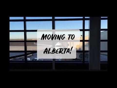 My journey to Alberta