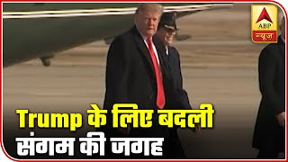 Hiding Slums, Cleaning Yamuna; How India Gears Up For Trump's Visit | ABP News