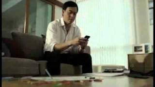 A great commercial which shows the reality of how we isolate ourselves from the world when we are on a smart phone. (blackberry, iphone, etc.)
