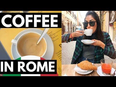 TOP COFFEE BARS IN ROME (sott ita)