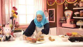 برنامج الحلويات - كحك العيد + بسكويت النشادر - الجزء الثاني