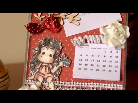 How To Create A Calendar In A Case To Cd - DIY Crafts Tutorial - Guidecentral