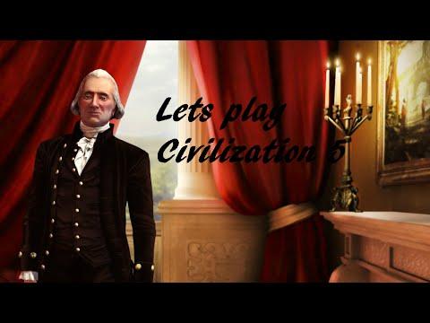 Civilization 5 [Ep-1] Where are the Resources!?
