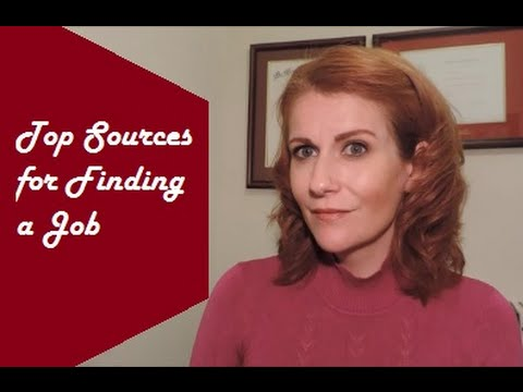 Top Sources for Finding your Next Job