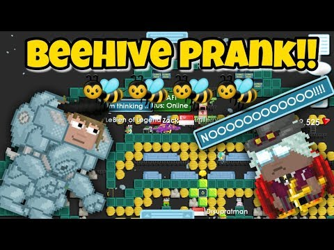 PRANK !!!!!!! | Growtopia