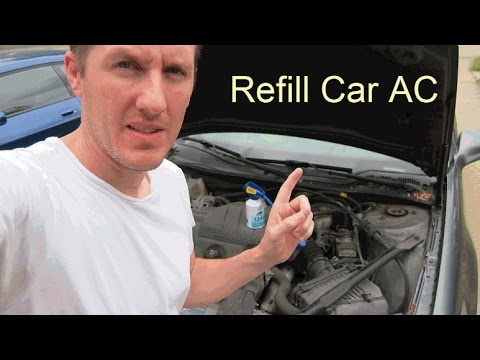 AC Not Cold - Fix Car Air Conditioning Blowing Hot