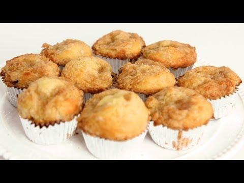 Orange Chocolate Chip Muffins Recipe - Laura Vitale - Laura in the Kitchen Episode 565