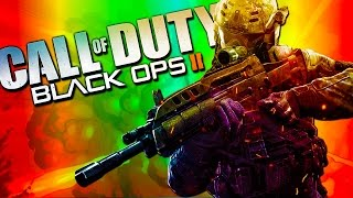 Black Ops 2 - BUZZER BEATER!