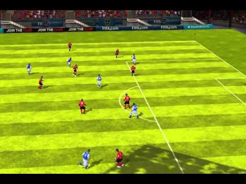 FIFA 13 iPhone/iPad - Cardiff City vs. York City